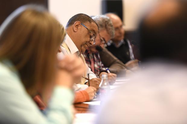 Movilidad presenta plan de obras en el Consejo de Alcaldes