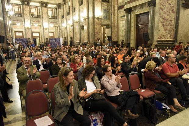Apertura del encuentro Diálogos Urbanos