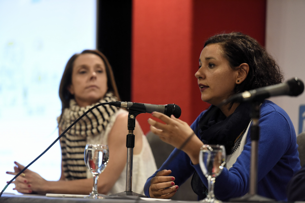 Lanzamiento del mes de lucha contra la violencia de género