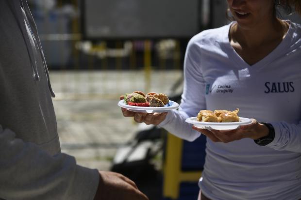 Feria gastronómica en MUMI