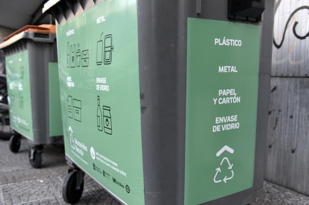Nueva campaña de Montevideo Recicla