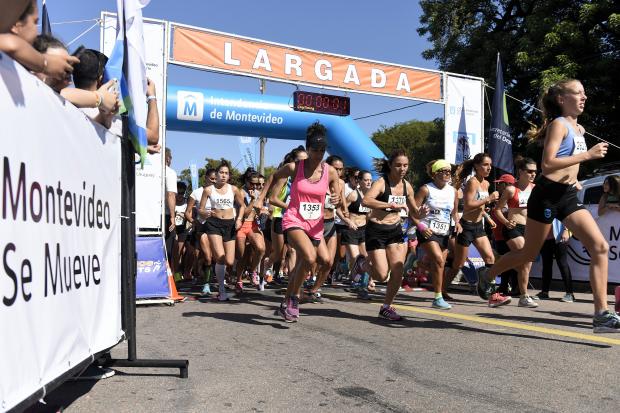 Carrera 5K Mujeres en el Prado