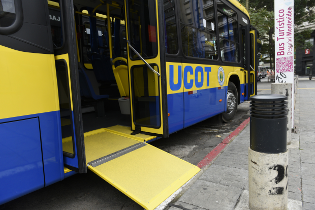 Presentación ómnibus de UCOT