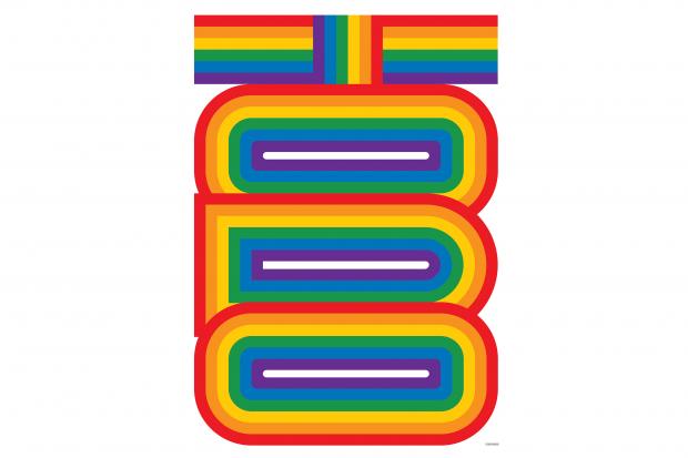 Afiches por los derechos LGBTIQ+
