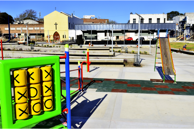 Plaza D´Elia
