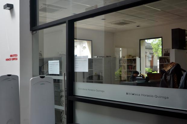 Biblioteca Horacio Quiroga
