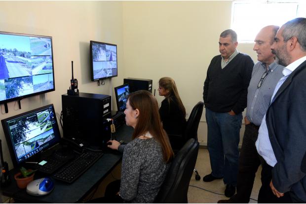 Presentacion centro de monitoreo de basurales Intendencia de Montevideo