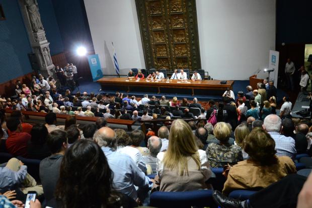 Asunción Consejos Vecinales