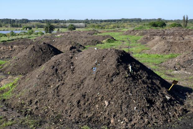 Planta de tratamiento de residuos orgánicos - TRESOR