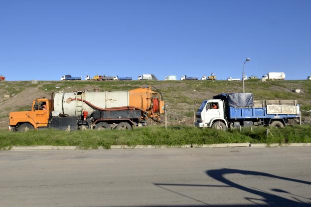 Sitio de disposición final de residuos Felipe Cardozo