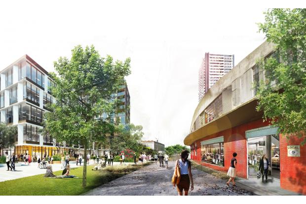 PRUEMM Calles del Mercado Modelo 1