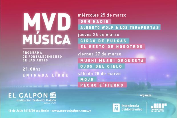 MVD Música 2015 - Zitarrosa