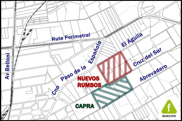 barrios Capra y Nuevos Rumbos