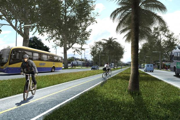 Proyecto Avenida Belloni