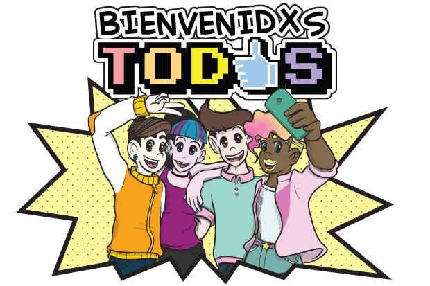 Bienvenidxs Todxs 2