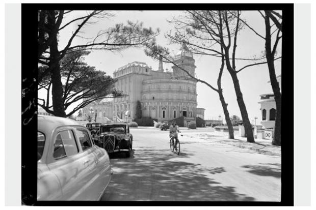 Calle Carlos F. Sáez y Avenida Alfredo Arocena. 1950-1960
