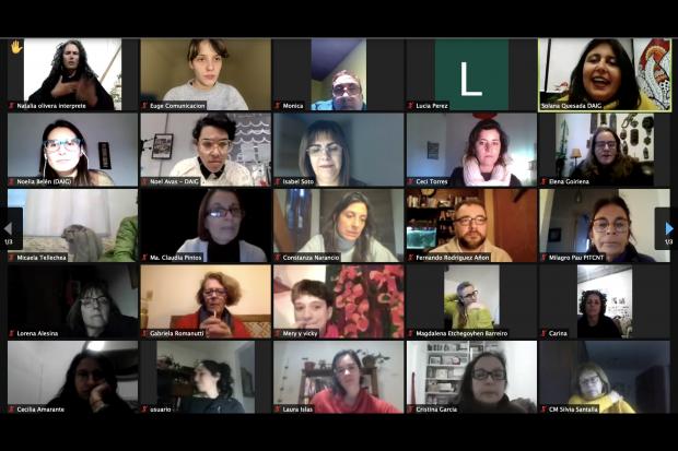 Diálogo con la sociedad civil para fortalecer las políticas de género en Montevideo