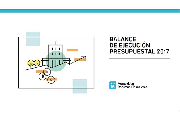 Carátula del Balance 2017