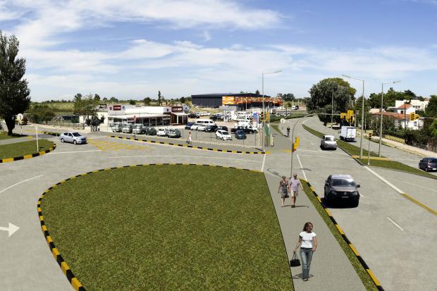 Proyecto Camino Carrasco