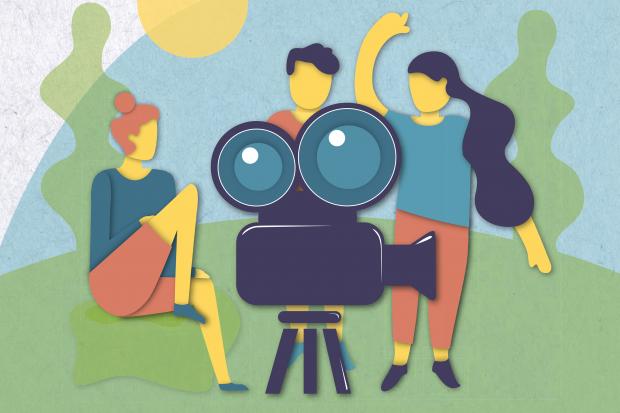"""Concurso audiovisual """"Enfocate: tu ambiente cuenta, mostralo"""""""