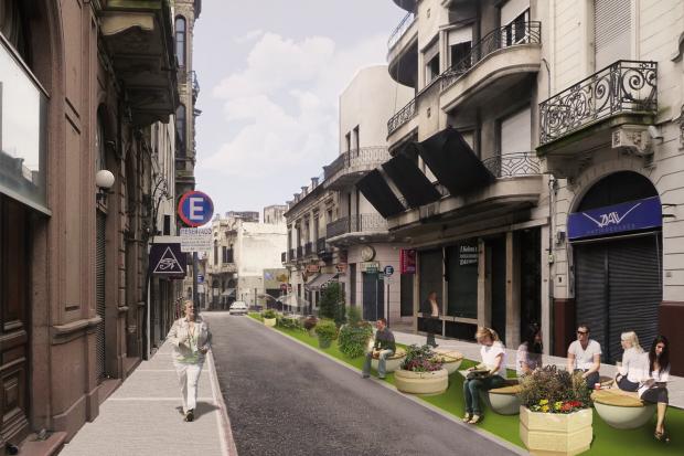 Revitalización de Ciudad Vieja