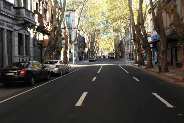 Avenida Uruguay