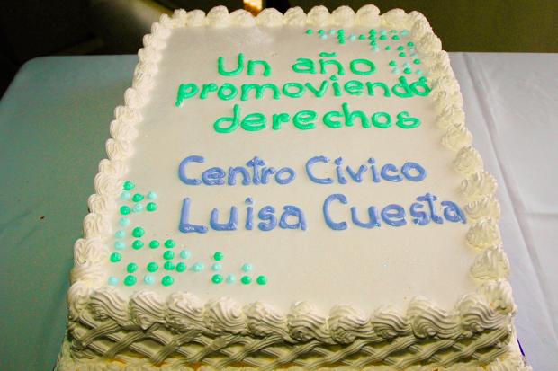 Aniversario Centro Cívico Luisa Cuesta