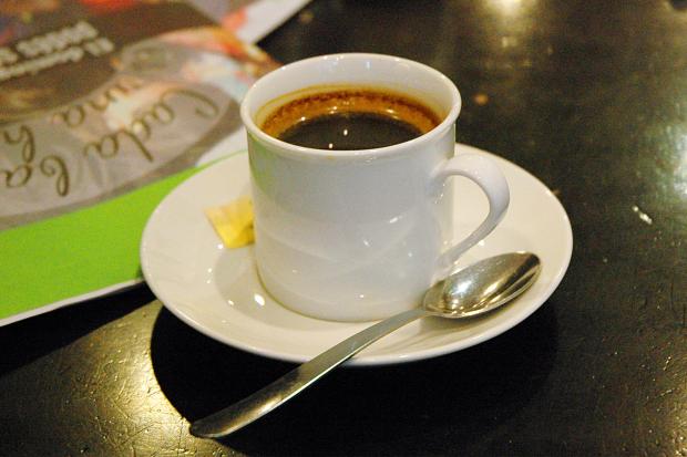 Cafe solidario