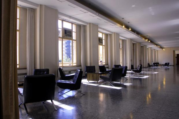 Foyer, centro de conferencias