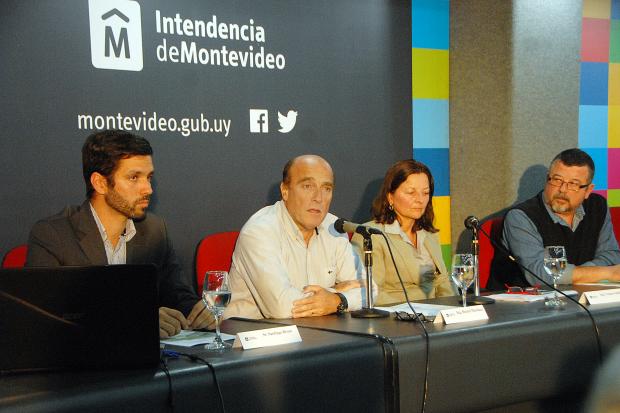 Presentación de Montevideo Abierto y Transparente 2016