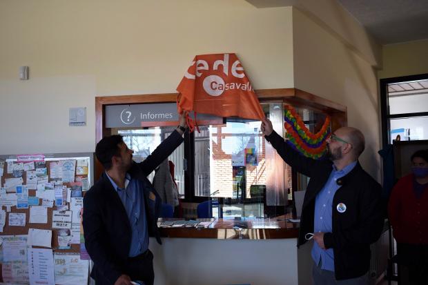 Incorporación del Cedel Casavalle a la Red Montevideo Arcoíris