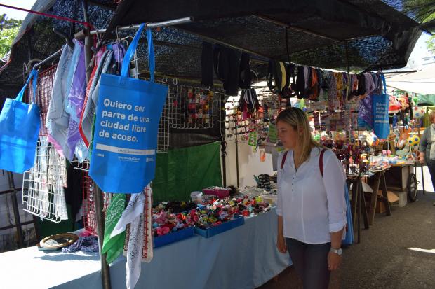 Campaña Montevideo libre de acoso
