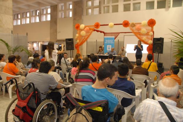 Lanzamiento de la Semana de la Discapacidad