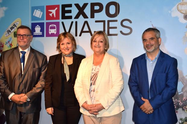 Lanzamiento Expo Viajes