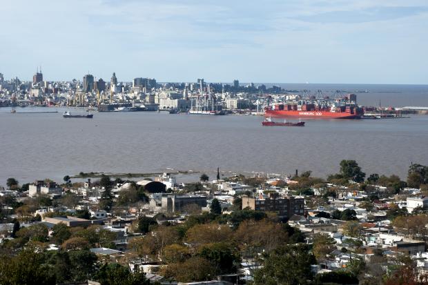 Bahía de Montevideo