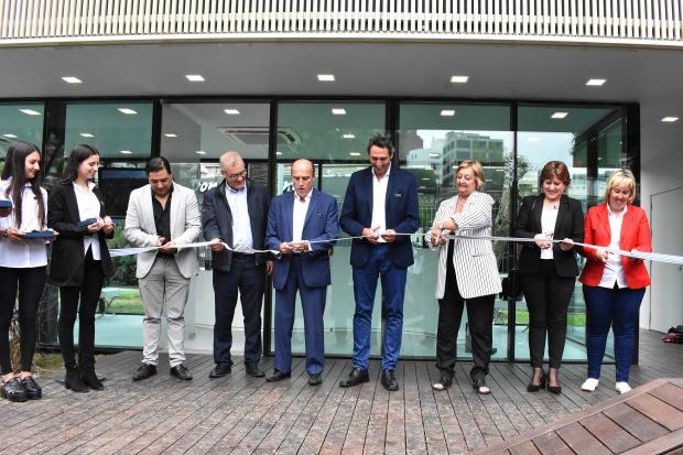 Inauguracion de Oficina Turistica en Punta Carretas