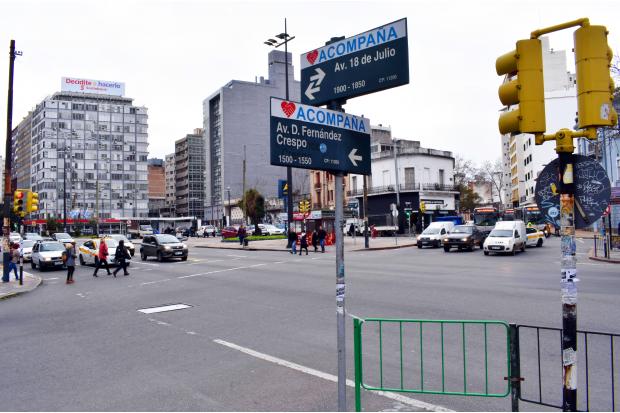 Recambio de controladores de semáforos