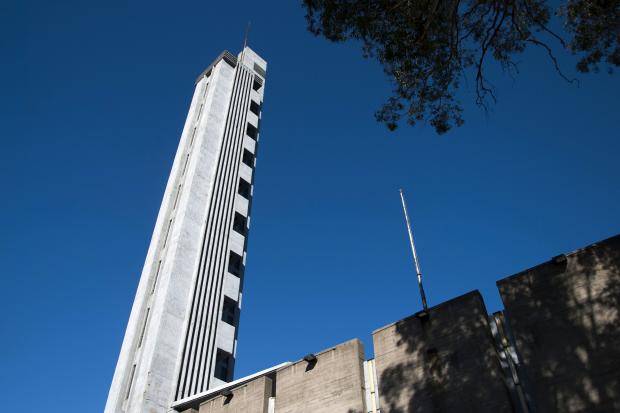 Torre de los Homenajes. Estadio Centenario.