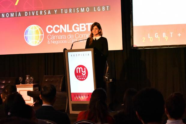 Apertura congreso LGBTI