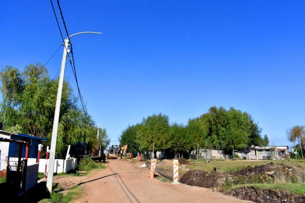 Programa de mejora urbana en asentamientos
