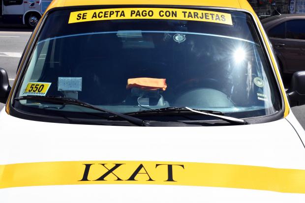 Lanzamiento Cobro Electronico en Taxis