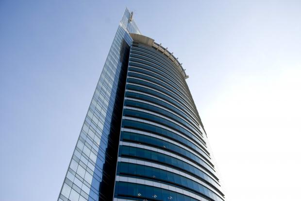 Torre de las Telecomunicaciones. Torre Antel.
