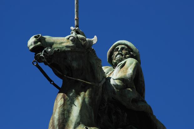 Monumento El Gaucho