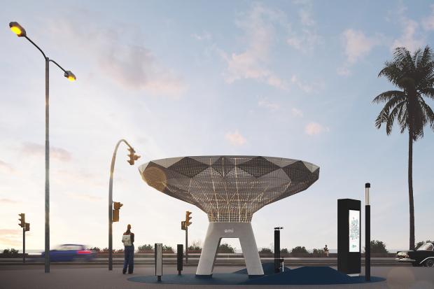 Estaciones Montevideo Inteligente