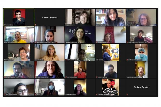 Actividad virtual por el aniversario de Enlace