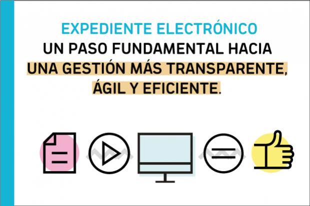 Expediente electrónico