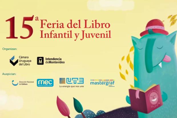 Feria del libro infantil y juvenil 2015