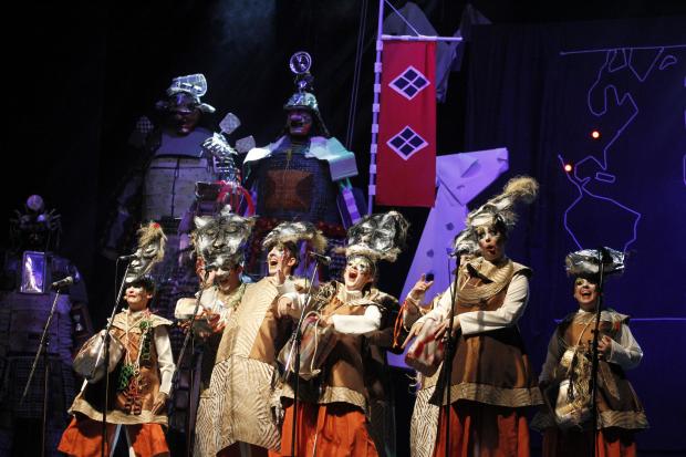 Humoristas Cyranos en el Carnaval 2017