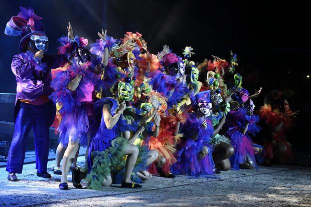 Figuras del Carnaval