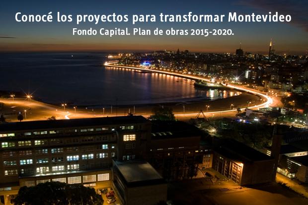 Proyección de obras fondo capital